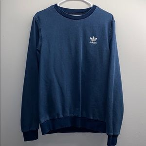 Adidas Denim Sweatshirt